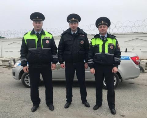 Полицейские КБР