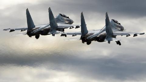 Япония подняла истребители из-за самолётов ВКС РФ у границ страны