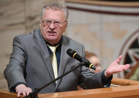 Жириновский, политик, ЛДПР