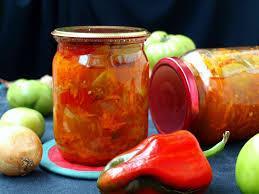 Как приготовить лечо из помидоров и болгарского перца на зиму в домашних условиях