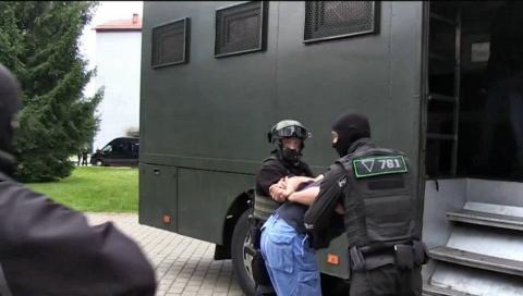 Белорусские спецслужбы