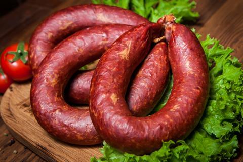 Кракрвская колбаса