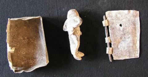 «Колодец проклятий» для связи с загробным миром, которому 2500 лет, обнаружен в Афинах