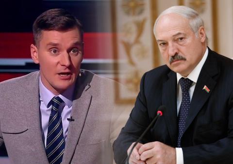 Якуб Корейба и Александр Лукашенко