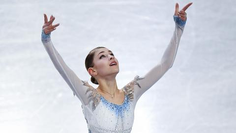 Чемпионат России в Красноярске, женщины