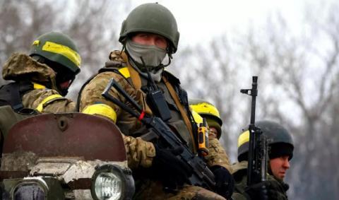 котел, украинские военные, Нагорный Карабах