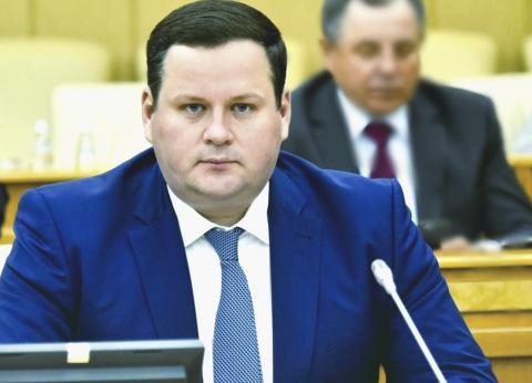 Министр труда РФ Антон Котяков