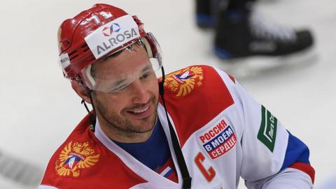 Назначен капитан сборной России на ЧМ по хоккею - Илья Ковальчук