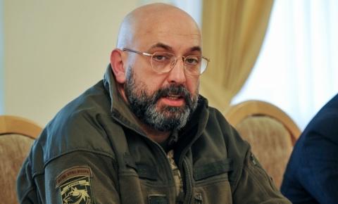 Сергей Кривонос, СНБО Украины
