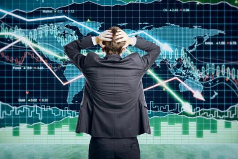 Cроки пика экономического кризиса в России