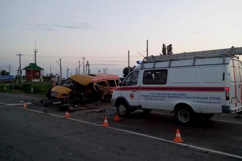 Страшное ДТП на Кубани с 4 погибшими устроил сотрудник полиции - СМИ