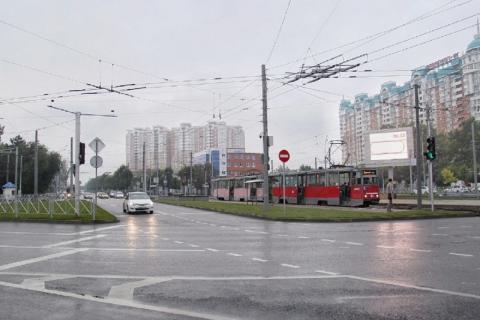 Власти Краснодара похвастались снижением пробок в городе