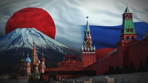 Россия, Курильские острова, Япония