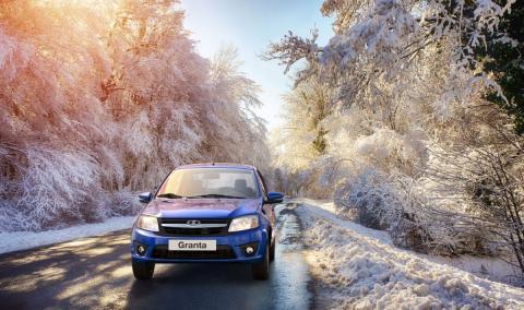 Автомобили с зимними опциями