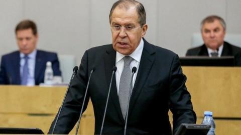 В Госдуме прокомментировали итоги встречи Лаврова и Помпео