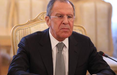Сергей Лавров 2020