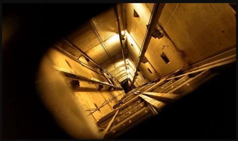В Благовещенске в ТЦ рухнул лифт с людьми