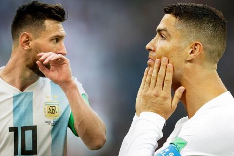 Чемпионат мира по футболу – 2018: результаты матчей Франция – Аргентина и Уругвай – Португалия, расписание игр