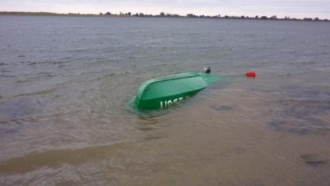 Под Астраханью перевернулась лодка с детьми: подробности трагедии