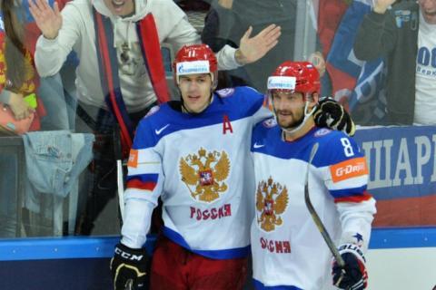 НХЛ «подарила» сборной России топовых игроков для ЧМ-2019