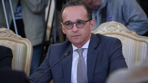 глава МИД Германии обвинил Россию в подрыве миропорядка