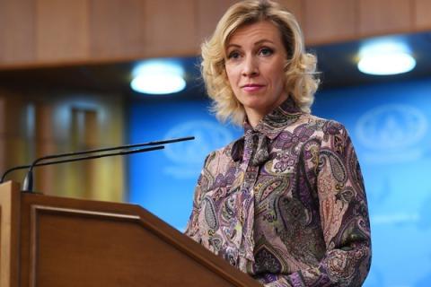 Ошибся дверью: Мария Захарова высказалась о конфузе Порошенко