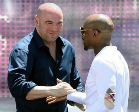 Флойд Мейвезер проведет бой по правилам MMA
