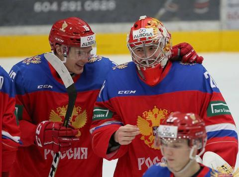 Молодежный чемпионат мира по хоккею – 2018-2019: состав сборной России, расписание всех матчей МЧМ