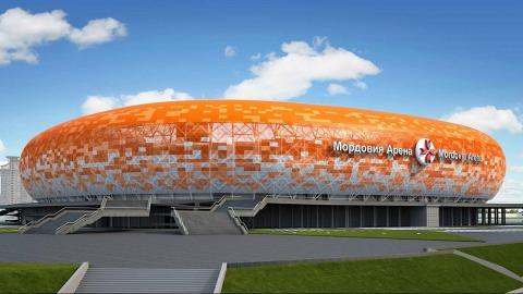 ЧМ по футболу – 2018 FIFA в Саранске: расписание матчей