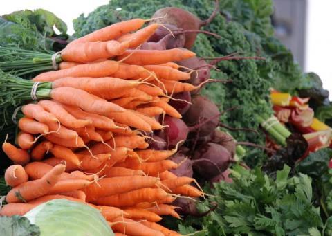 Снижение цен на овощи