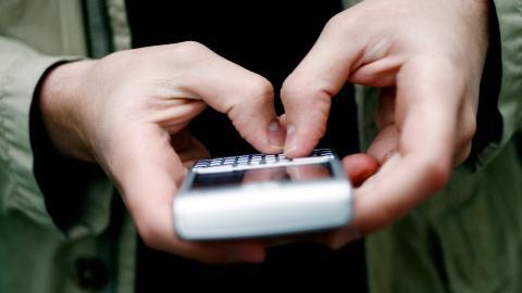 руки, телефон, махинация