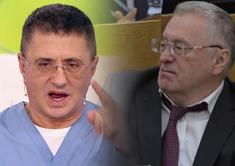 Жириновский призвал Мясникова перестать морочить людям голову
