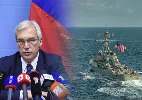 МИД РФ отреагировал на заявление США