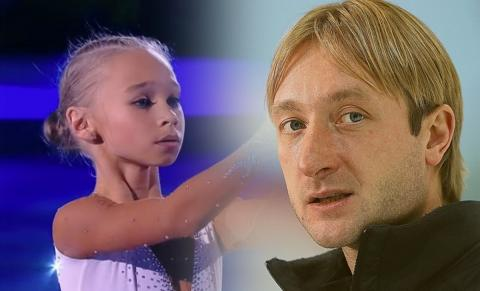 Ильиных расплакалась после проката Жилиной на юниорском первенстве Москвы
