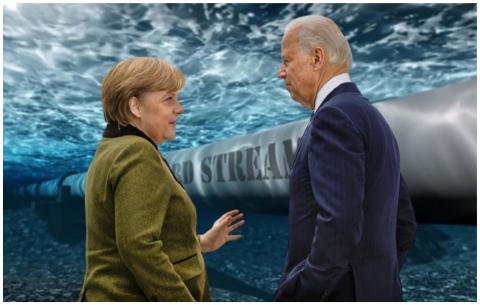 В Госдуме оценили закон США, нарушающий договоренности с Германией по Северному потоку – 2