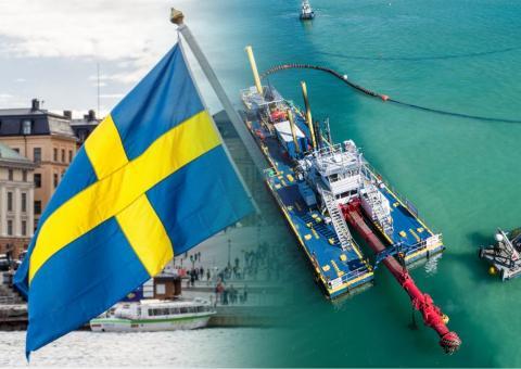 В Швеции собираются надавить на Германию по «Северному потоку - 2» из-за Навального