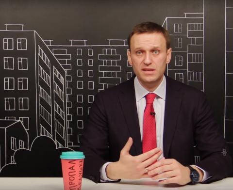 Навальный «повиновался» Роскомнадзору и удалил видео о Дерипаске и Приходько