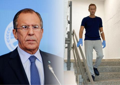 Лавров ввёл санкции из-за Навального