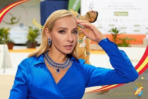 Татьяна Навка испытала шок, увидев мужчину-гимнаста