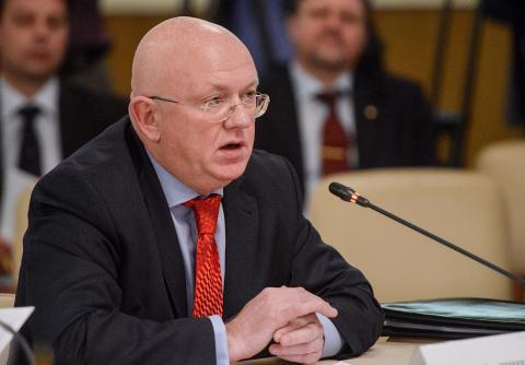Василий Небензя рассказал, как украинские чиновники саботируют Минские соглашения