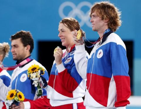 Россияне на Олимпиаде в Токио