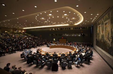 Срочную встречу в ООН по причине невыдачи визы дипломату запросила Россия