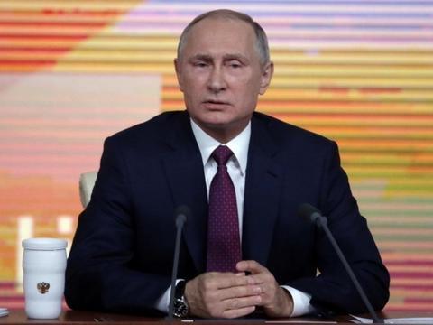 Россияне изменили отношение к президенту Путину