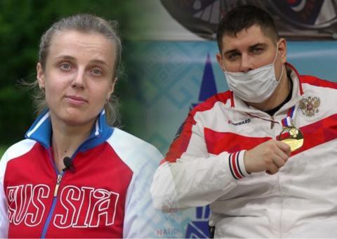 Шпажисты Кузюков и Бойкова завоевали золото и серебро на Паралимпиаде в Токио