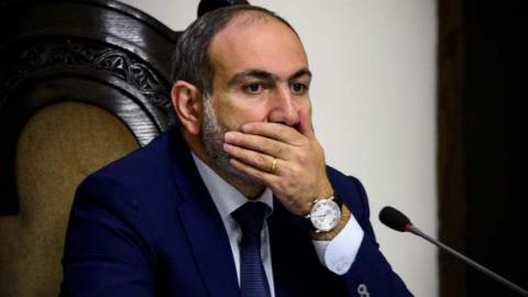 Пашинян не стал отвечать на вопрос о принадлежности Крыма