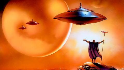 От Нибиру землян спасут пришельцы, чтобы осуществить свой тайный план – уфологи