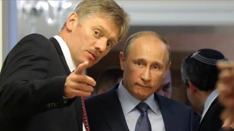 Песков успокоил народ после заявлений США о падениях российских ракет