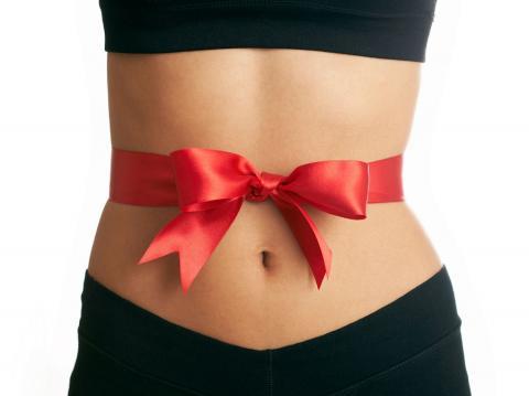 Как похудеть к Новому году 2018: простой план похудения  на месяц в домашних условиях