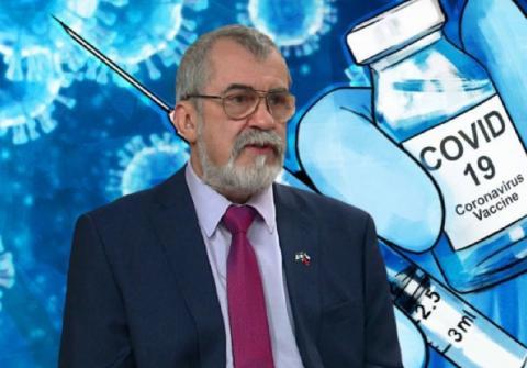 Профессор Никифоров о вакцинации