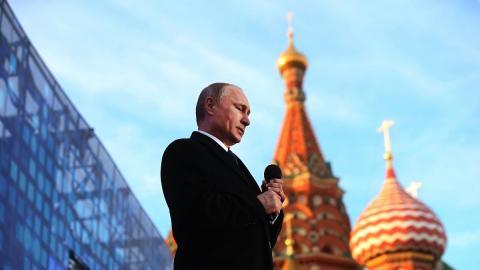 Путин рассказал, как Россия ответит на выход США из ДРСМД